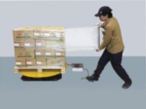 ストレッチ包装機ターンテーブル