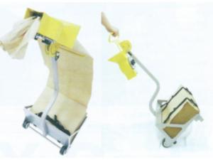 紙緩衝材製造機 軽量物などのスキマ埋め用 手動繰り出し・可動モデル NP X-Fill Mシリーズ MMタイプ